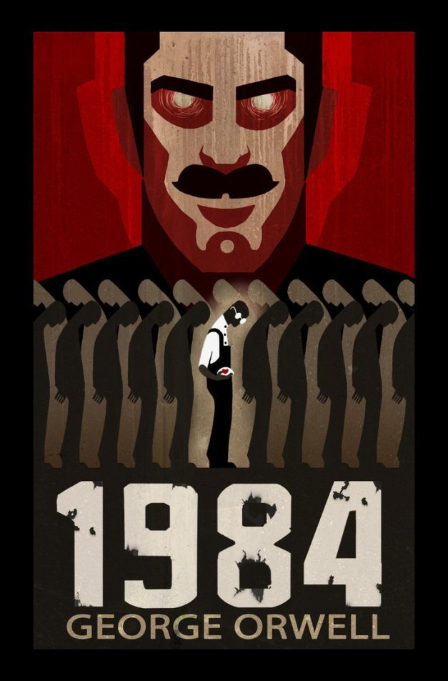 "Thought Police ""1984"""